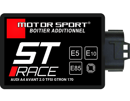 Boitier additionnel Audi A4 Avant 2.0 TFSI GTRON 170 - ST RACE